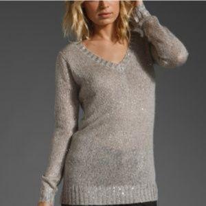 BB Dakota Sequined Sweater
